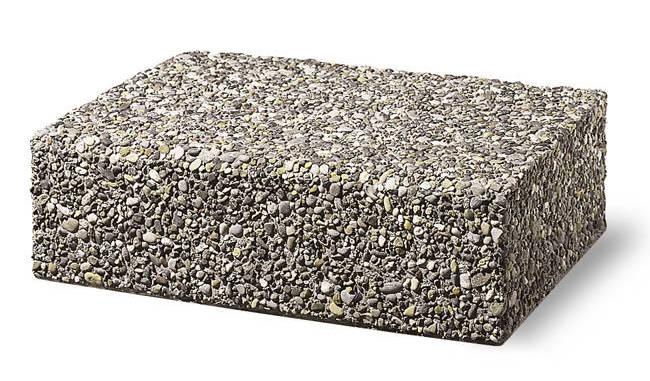grobgestrahlte blockstufen aus rundkies alle sichtseiten grob sandgestrahlt produkte stufen. Black Bedroom Furniture Sets. Home Design Ideas